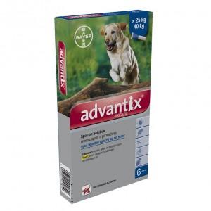Advantix 400/2000 pour chien