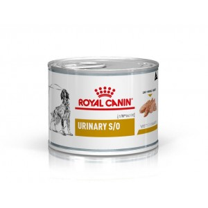 Royal Canin Veterinary Diet Urinary S/O pour Chien - 200 g