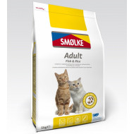 Smölke Adult Fish&Rice kattenvoer