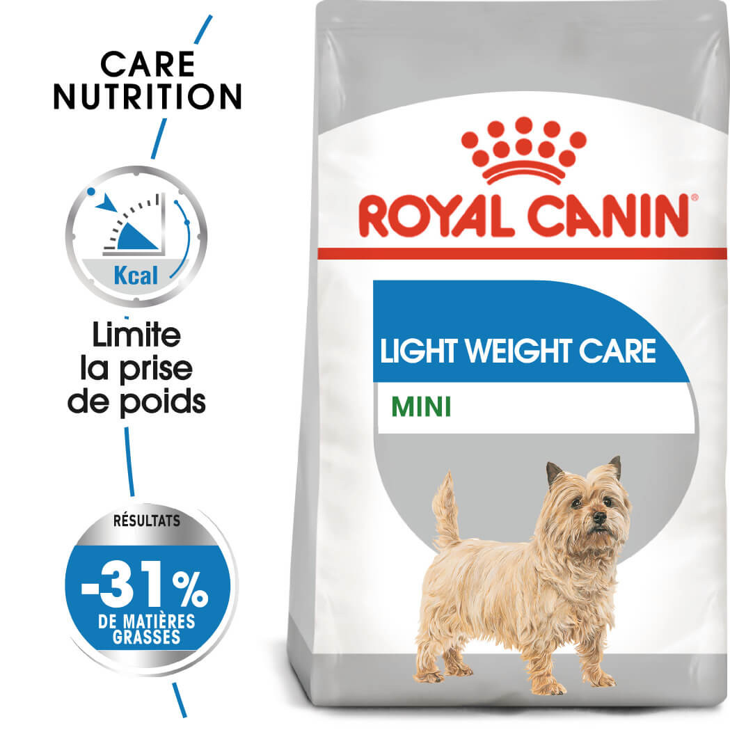 Royal Canin Mini Light Weight Care pour chien