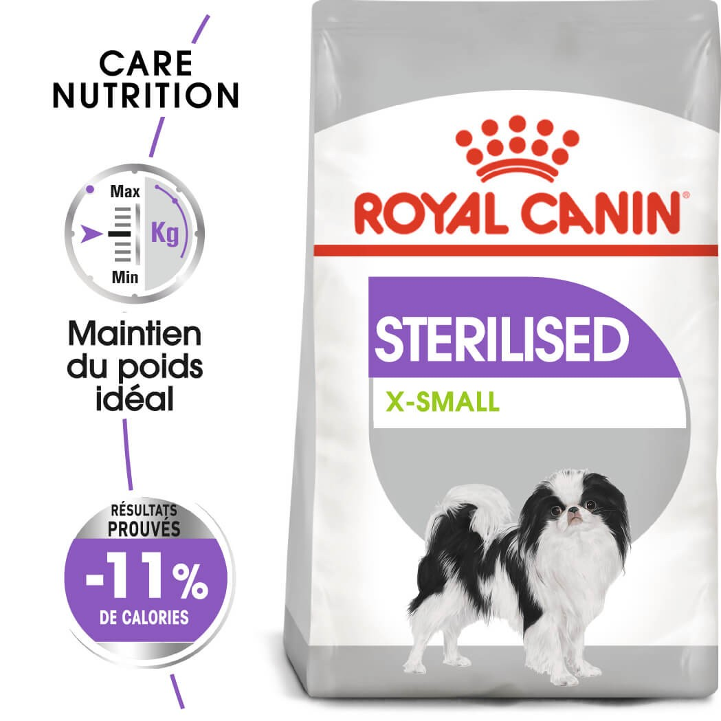 Royal Canin X-Small Sterilised hondenvoer