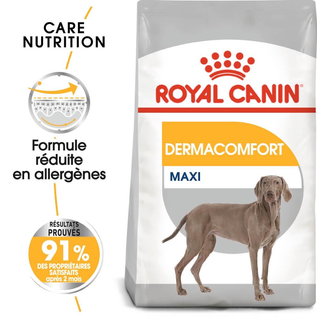 Royal Canin Maxi Dermacomfort pour chien