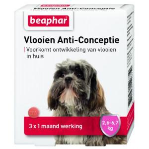 Beaphar Anti-Puces (2.6 – 6.7 kg) pour chien