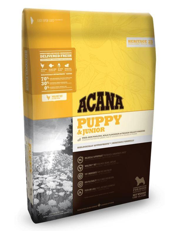 Acana Puppy & Junior hondenvoer