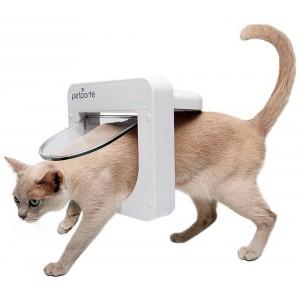 Chatière a puce Smart Flap Pet Porte