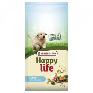 Happy Life Junior au poulet pour chien