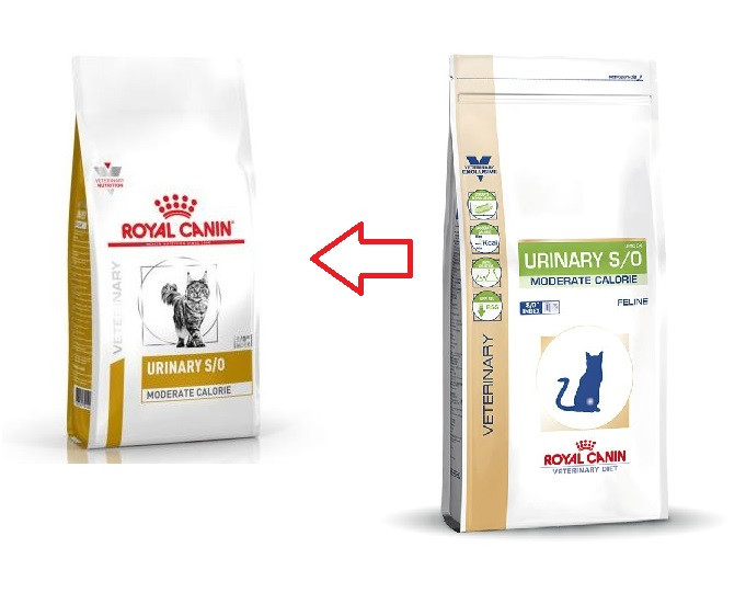 Royal Canin Veterinary Urinary S/O Moderate Calorie pour chat