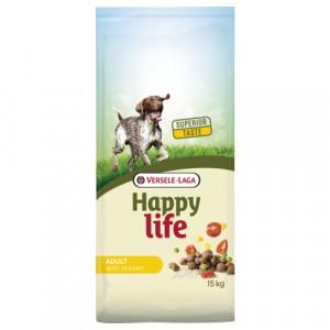 Happy Life Adult Poulet pour chien