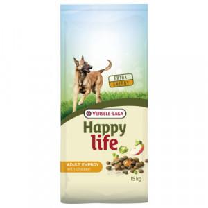 Happy Life Adult Energy au poulet pour chien