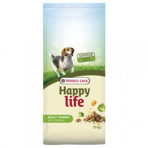 Happy Life Adult Chicken Dinner pour chien