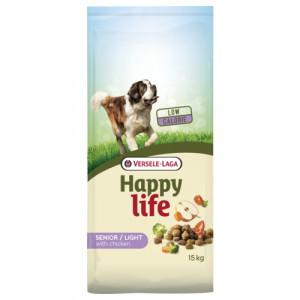 Happy Life Light/Senior pour chien