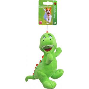 Pluche Dino 15 cm met piep