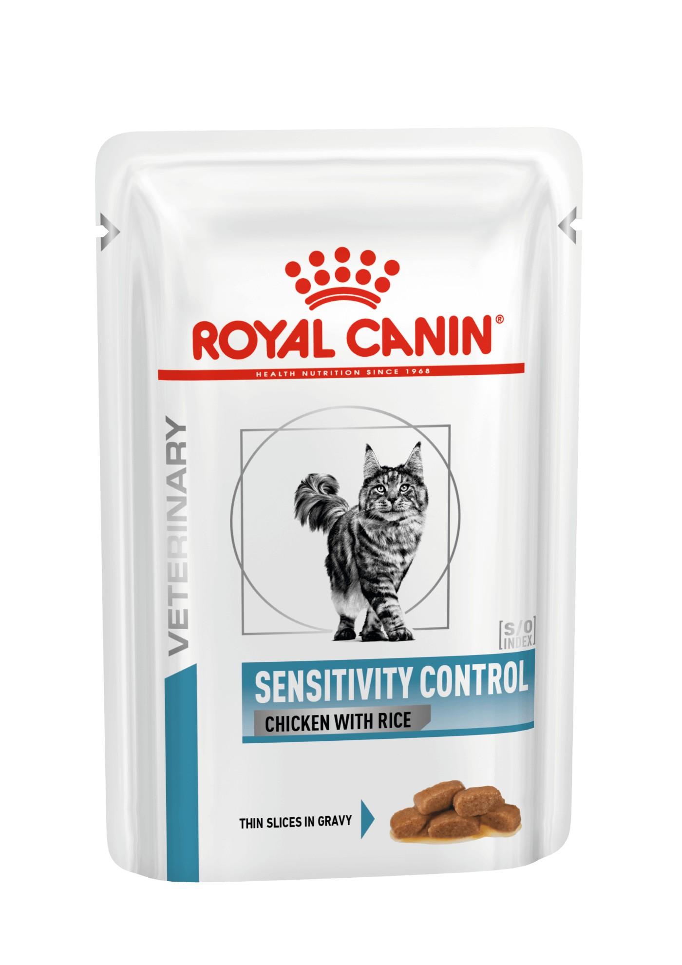 Royal Canin Sensitivity Control zakjes kattenvoer