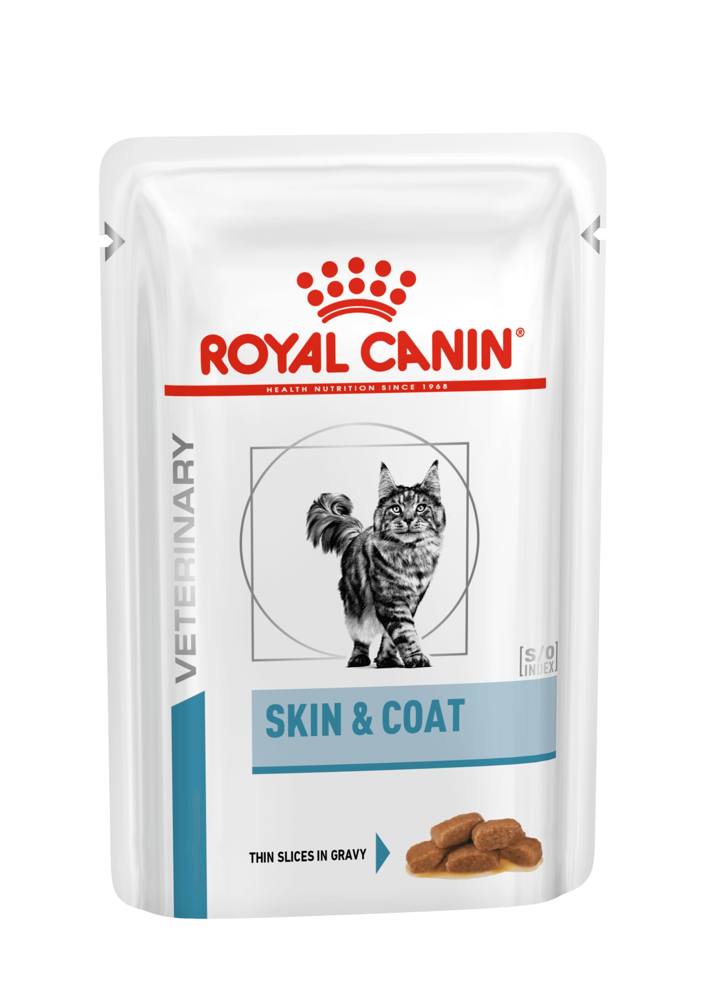 Royal Canin Skin & Coat zakjes kattenvoer