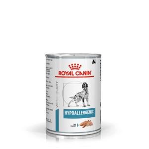 Royal Canin Veterinary Diet Hypoallergénique boîte pour Chien - 400 g