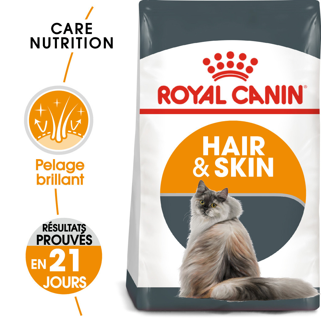 Royal Canin Chat Hair & Skin Care