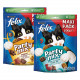 Felix Party Mix Original + Seaside Friandises (2x200g)