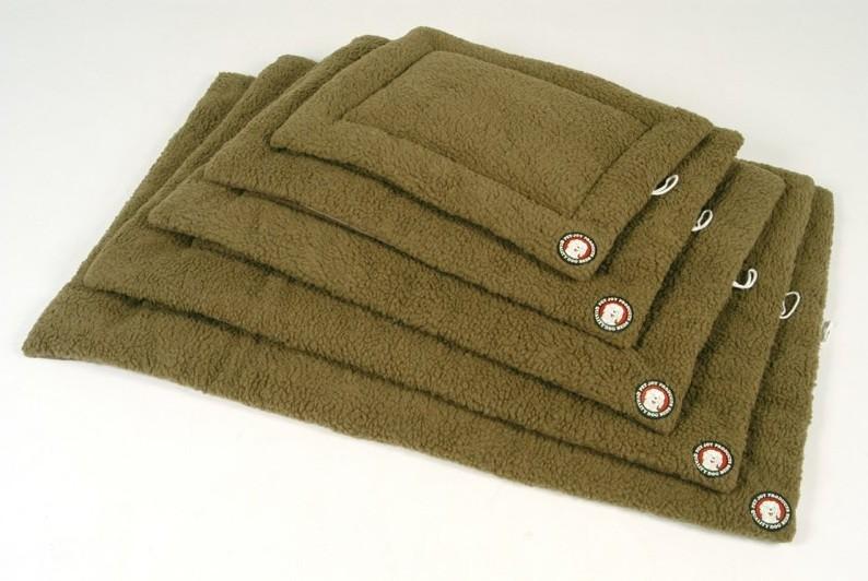 Doggybag Wool Blanket Coriander