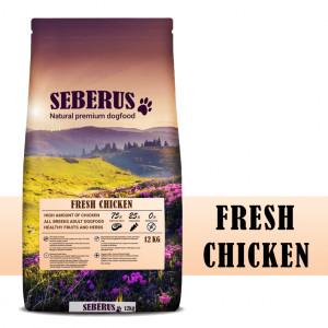 Seberus Fresh Chicken - natuurlijk graanvrij hondenvoer