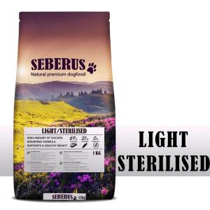 Seberus Sterilised / Light hondenvoer