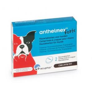 Anthelmex Forte Kauwtabletten Hond