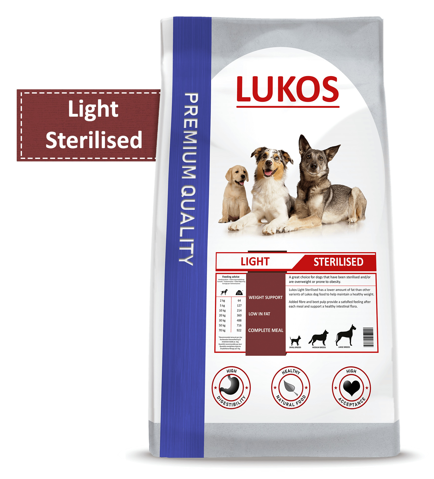 Lukos Sterilised Light