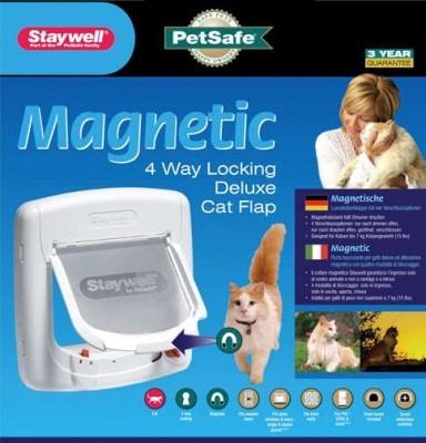 Staywell 420 magnetisch kattenluik