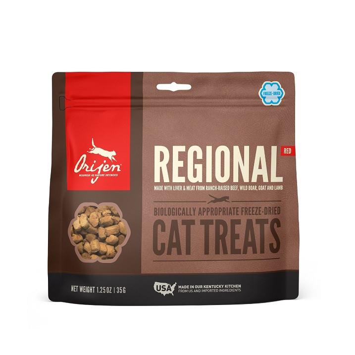 Orijen Regional Red Treats pour chat