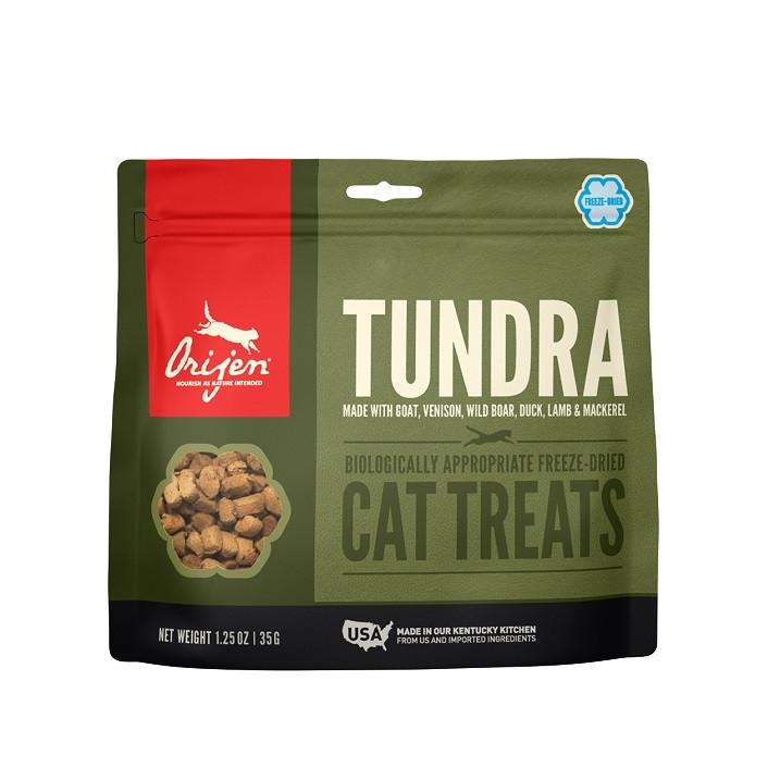 Orijen Tundra Treats pour chat