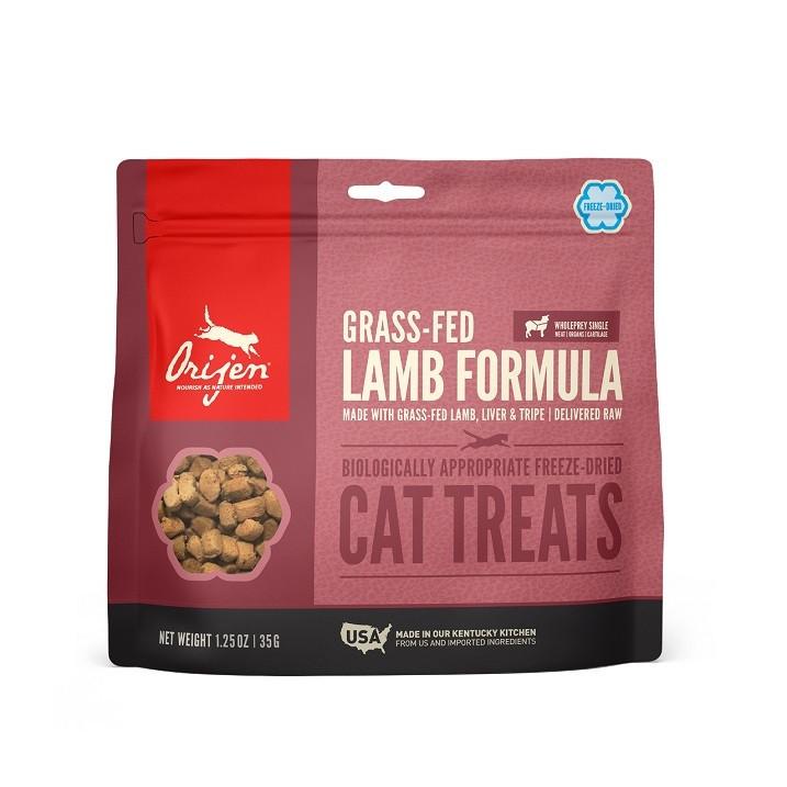 Orijen Grass-Fed Lamb Treats pour chat