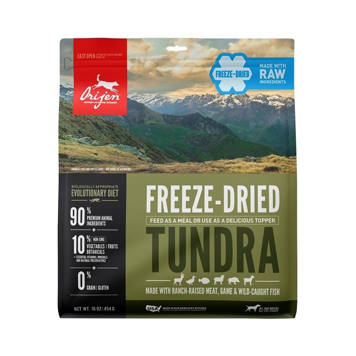 Orijen Freeze-Dried Tundra pour chien
