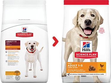 Hills Largebreed Light Adult hondenvoer