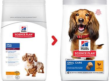 Hill's Adult Oral Care Hondenvoer
