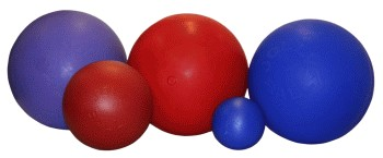 Jolly Ball Push and Play Large pour chien