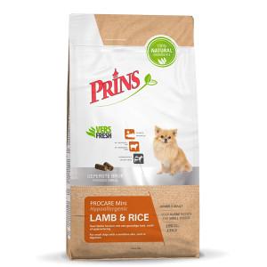 Prins ProCare Mini Agneau & Riz pour chien