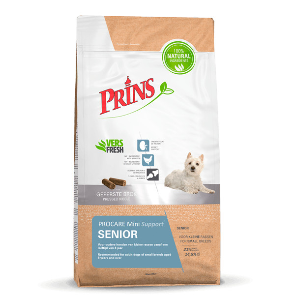 Prins ProCare Mini Senior pour chien