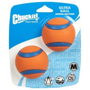 Chuck It Ultra Ball pour Chiens