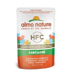 Almo Nature Classic Nature Poulet 55g pour chat