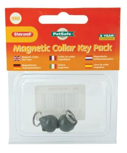 PetSafe Magnetische halsbandsleutelset voor kattenluik