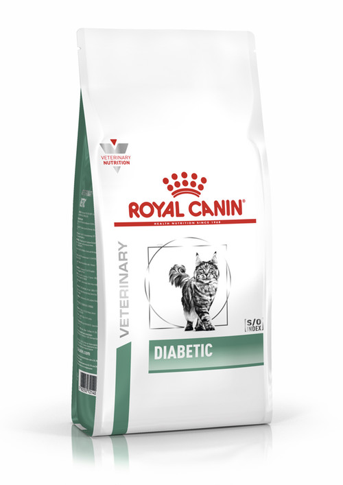 Royal Canin Veterinary Diet Diabetic pour chat