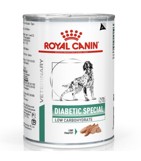 Royal Canin Veterinary Diet Diabetic Special pour chien