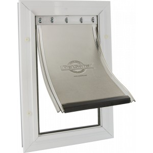 Staywell 640 Large Aluminium Pet Door