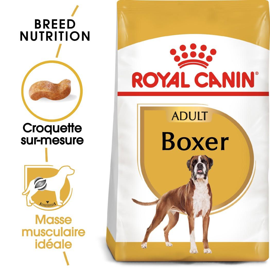 Royal Canin Adult Boxer pour chien