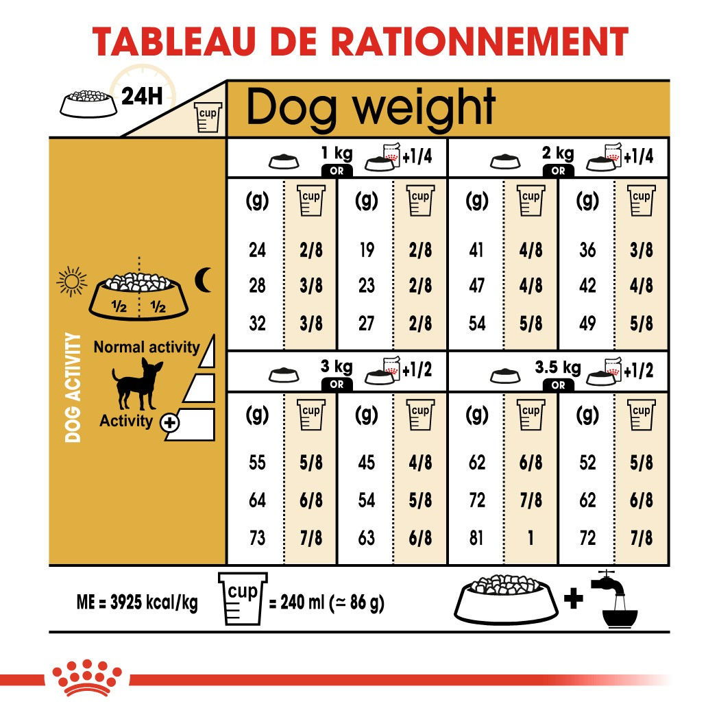 Royal Canin Adult Chihuahua pour chien