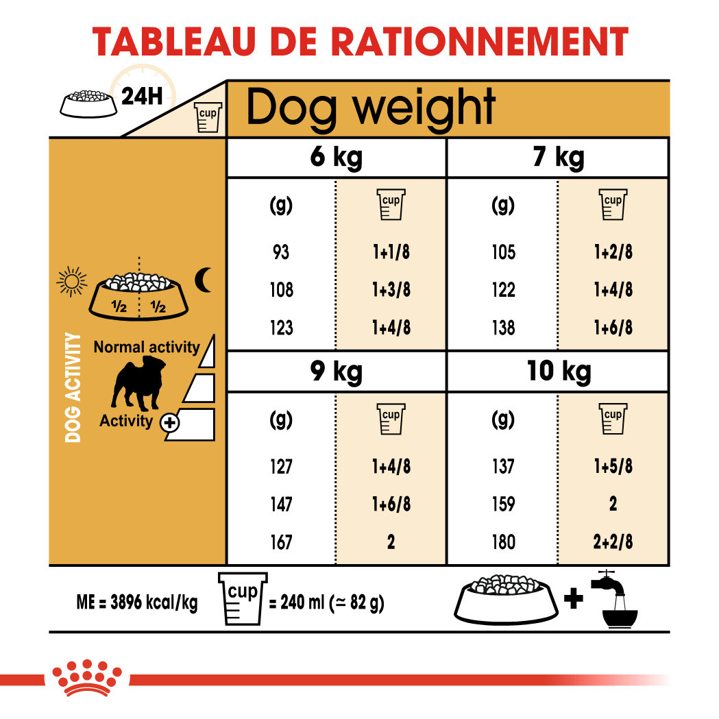 Royal Canin Adult Carlin pour chien