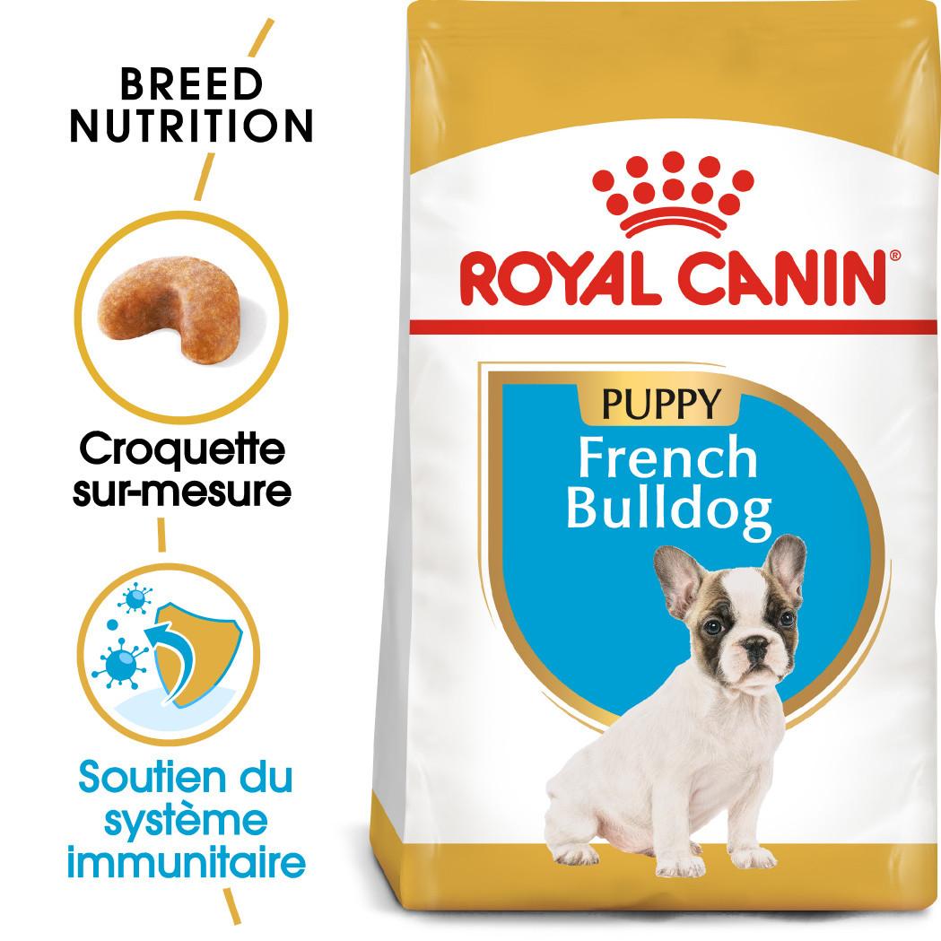Royal Canin Puppy Bouledogue Français pour chiot