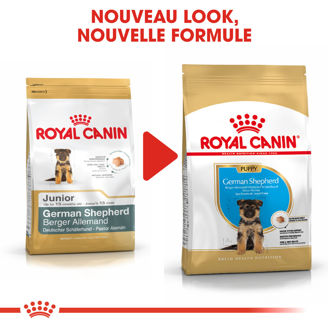 Royal Canin Puppy Berger Allemand pour chiot