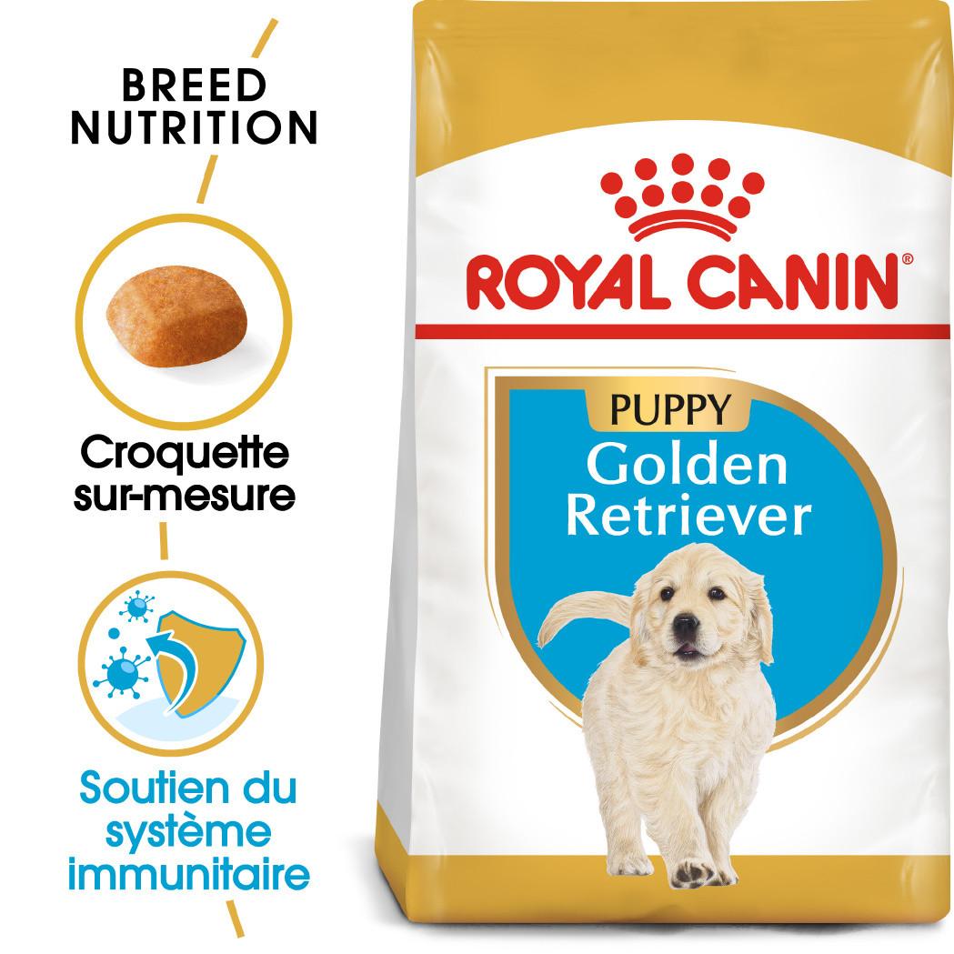 Royal Canin Golden Retriever Puppy pour chiot