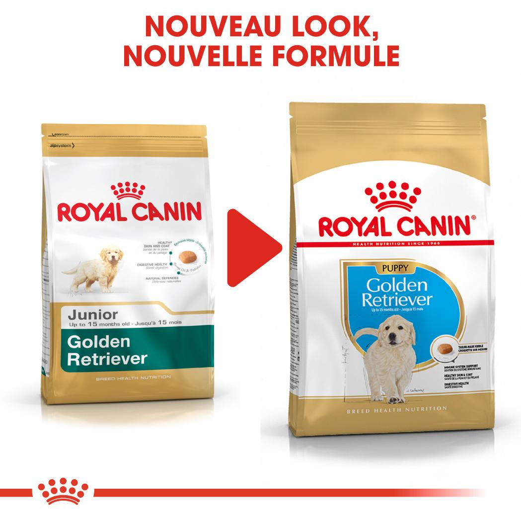 Royal Canin Puppy Golden Retriever pour chiot