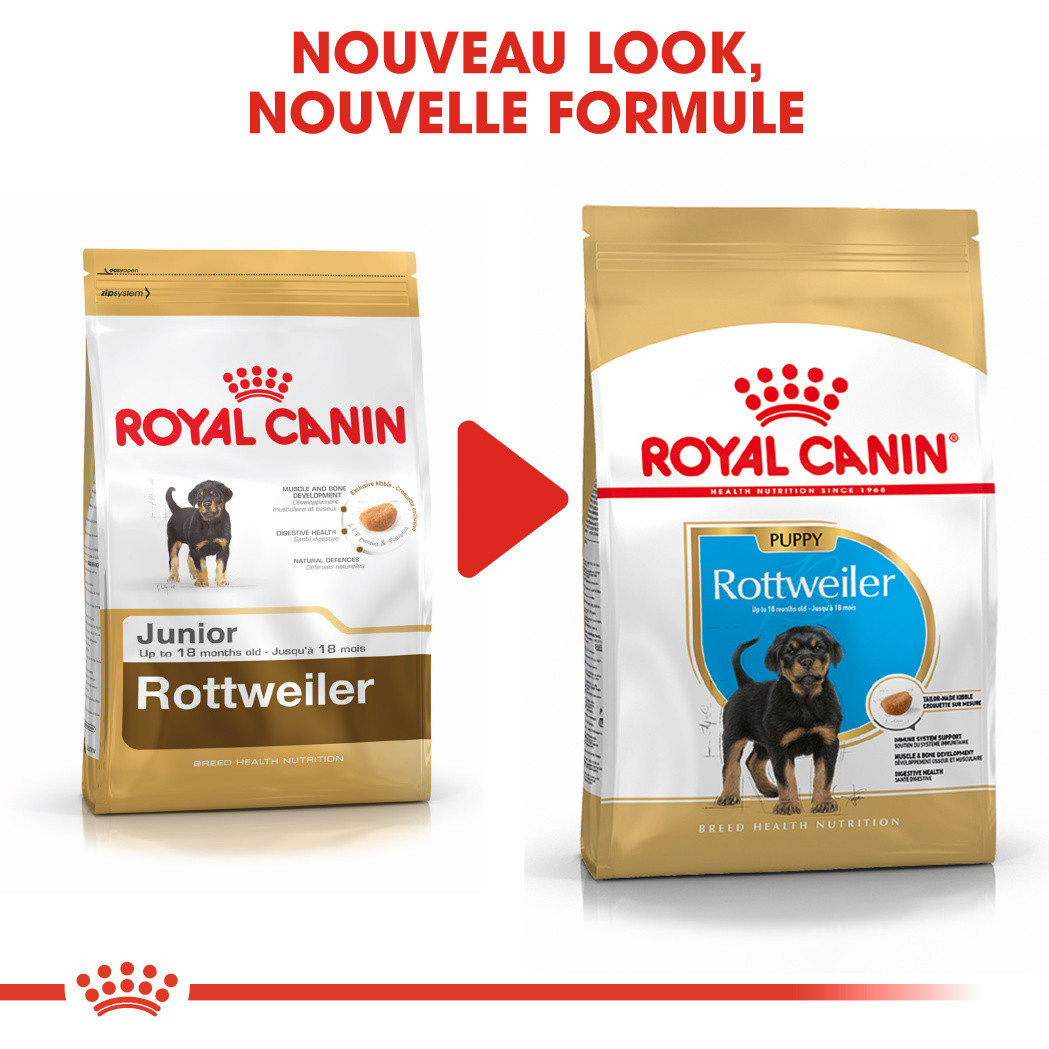 Royal Canin Puppy Rottweiler pour chiot